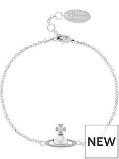 vivienne-westwood-iris-bas-relief-pearl-orb-bracelet-silver