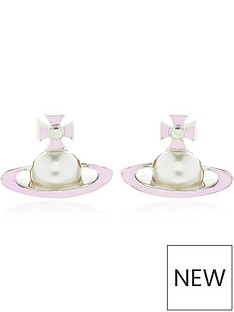 vivienne-westwood-iris-bas-relief-pearl-orb-earrings-silver