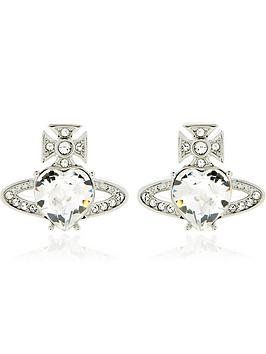 vivienne-westwood-ariella-crystal-orb-earrings-silver
