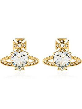 vivienne-westwood-ariella-crystal-orb-earrings-gold