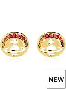 vivienne-westwood-allegranbsporb-crystal-earrings-gold