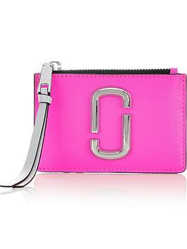 marc-jacobs-snapshot-top-zip-multi-walletnbsp--pink