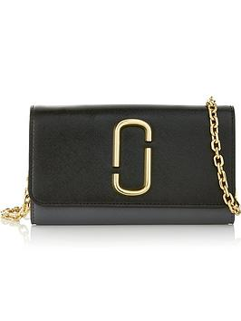 marc-jacobs-snapshot-chain-strap-wallet-bagnbsp--black