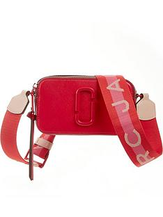 marc-jacobs-snapshot-cross-body-bagnbsp--red