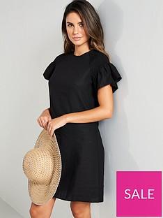 4cbbe41c077 Black | Day Dresses | Tunic Dresses | Dresses | Women | www.very.co.uk