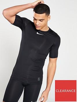nike-pro-compression-short-sleeve-top-blacknbsp