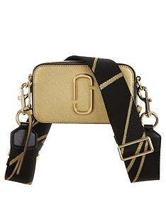 marc-jacobs-snapshot-cross-body-bagnbsp--gold