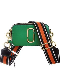marc-jacobs-snapshot-cross-body-bagnbsp--green
