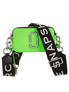 marc-jacobs-snapshot-fluorescent-cross-body-bagnbsp--green