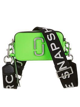 marc-jacobs-snapshot-fluorescent-cross-body-bagnbsp--green