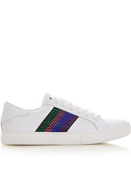 marc-jacobs-empire-strass-low-top-trainersnbsp-nbspwhitemulti