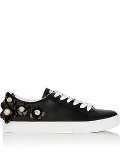 marc-jacobs-daisy-paved-leather-trainersnbsp--black