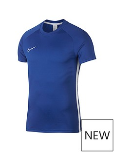 nike-academy-dry-t-shirt-blue