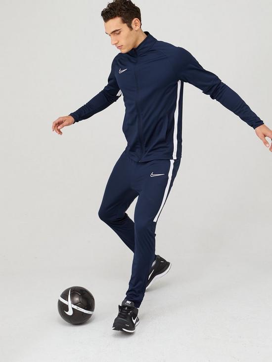 401796cd8 Nike Academy Dry Tracksuit - Navy   very.co.uk