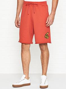 vivienne-westwood-anglomania-orb-logo-sweat-shorts-red