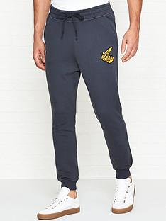 vivienne-westwood-anglomania-orb-logo-joggers-grey