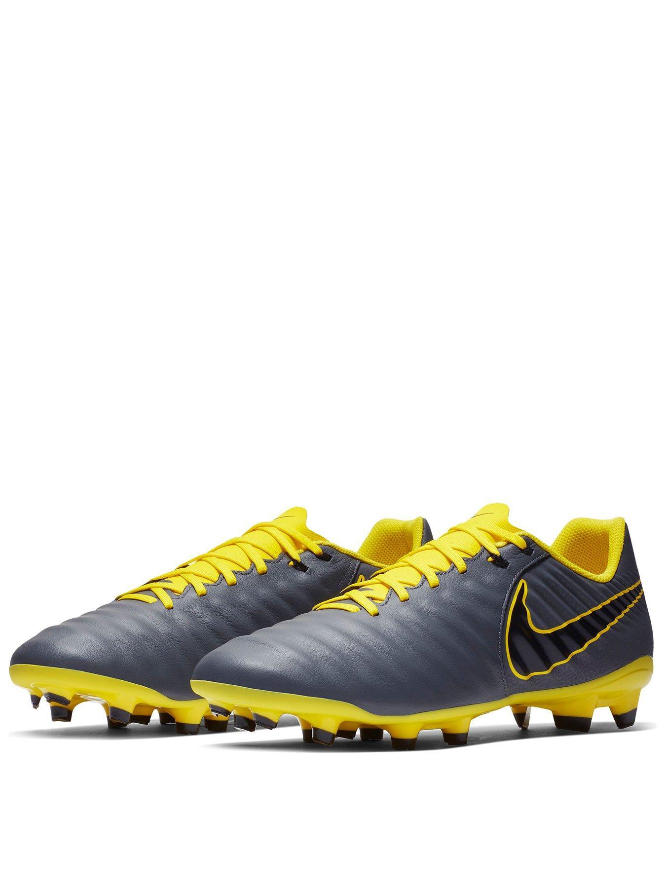 Nike Men's Football Boots Yellow YellowPurple Yellow Size