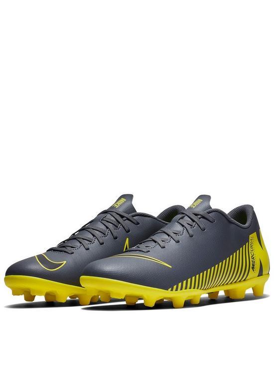 48d0e9edc47 Nike Mercurial Vapor 12 Club MG Football Boots