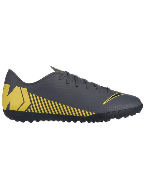 new products d2c69 63a68 Nike Mercurial Vapor XII Club Astro Turf Football Boots - Grey Yellow. £44