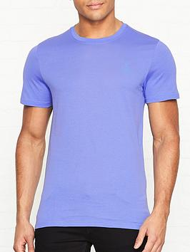 vivienne-westwood-classic-orb-logo-slim-fit-t-shirtnbsp--blue