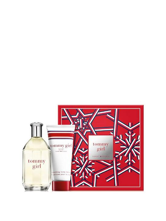 f1945000b8 Tommy Hilfiger Tommy Girl American Refreshments 100ml Eau de Toilette +  Body Lotion Gift Set