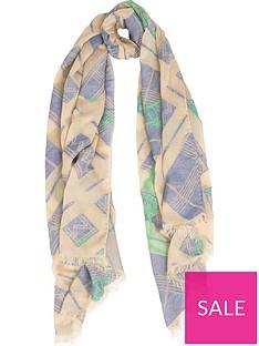 vivienne-westwood-marocco-check-and-orb-scarf--nbspbluecream