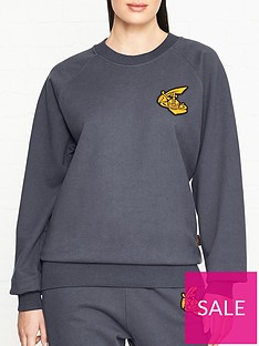 vivienne-westwood-anglomania-classic-orb-sweatshirt-grey