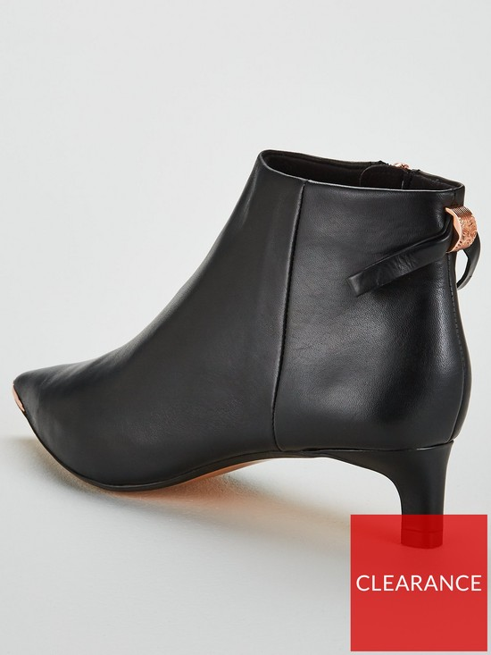 38202aa56 ... Ted Baker Amaedi Leather Ankle Boot. View larger