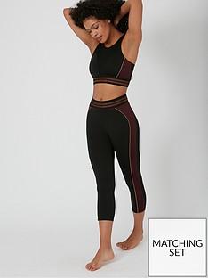 boux-avenue-cropped-copper-lurexnbspgym-legging-black