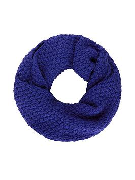 accessorize-chunky-knit-snood-blue