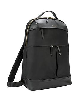 Targus Newport 15 Inch Laptop Backpack - Black