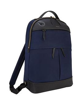 Targus Newport 15 Inch Laptop Backpack - Navy