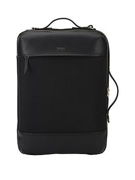 Targus Newport 15 Inch Laptop Convertible 3 In 1 Backpack - Black