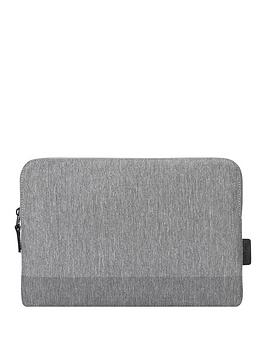 Targus Citylite Laptop Sleeve Specifically Designed To Fit 13 Inch Macbook Pro - Grey thumbnail