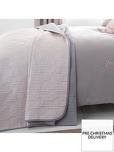 catherine-lansfield-embroidered-blossom-bedspread