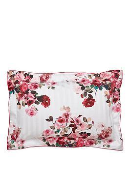 dorma-roses-100-cotton-sateen-oxford-pillowcase
