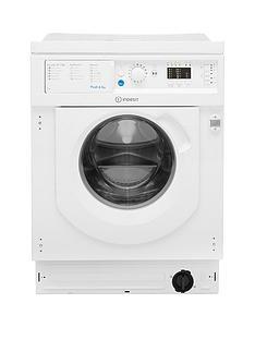 Indesit BIWMIL71252 7kg Load, 1200 Spin Washing Machine - White
