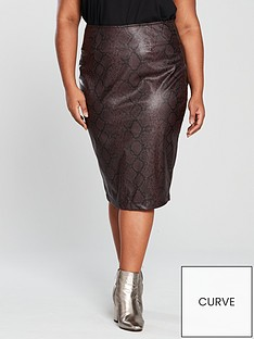 v-by-very-curve-snake-fauxnbspleather-pencil-skirt-wine