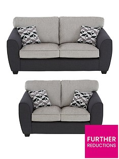 juno-fabric-compact-standard-back-3-seater-2-seater-sofa-set-buy-and-save