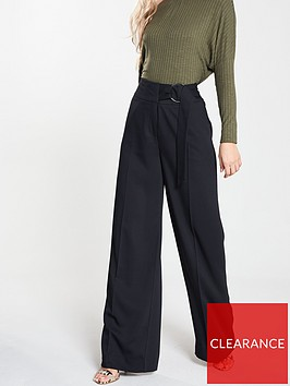 v-by-very-buckle-wide-leg-trousers-black