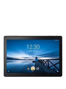 lenovo-tab-p10-10-inch-fhd-tablet--nbsppremium-glass-back-finishnbsp32gb-storage-fingerprint-reader-black
