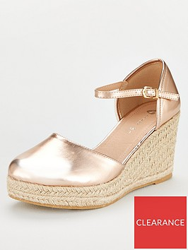 v-by-very-pollyann-closed-toe-wedge-rose-gold