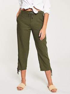 00204eecb3a Cropped Trousers | Cropped Pants | Culottes | very.co.uk