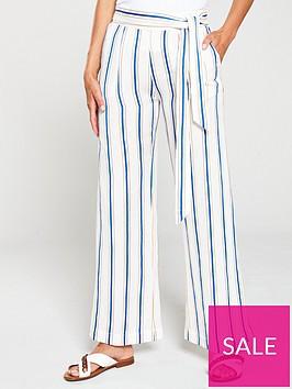 v-by-very-wide-leg-linen-trousers--nbspstripe