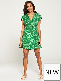 v-by-very-wrap-button-skirt-tea-dress-print