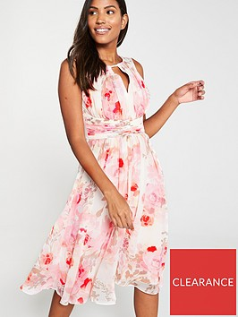 v-by-very-cross-front-waist-detail-printed-prom