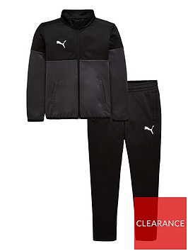 puma-junior-football-tracksuit