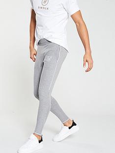 sik-silk-zonal-pants-grey