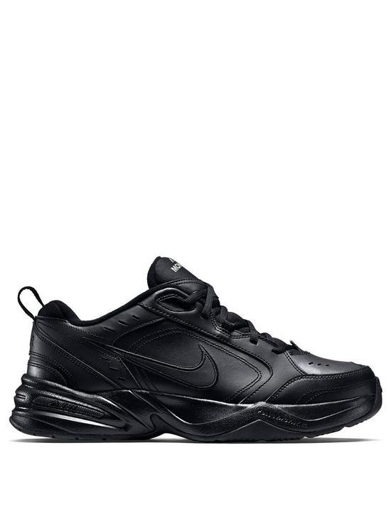 5203394a64e82 Nike Air Monarch IV - Black | very.co.uk