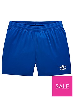 umbro-junior-club-training-shorts-navy
